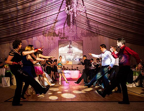 Dansatori evenimente - Rigadonne - Razvan si Antonia